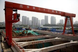 中国成長率、プラス3%超
