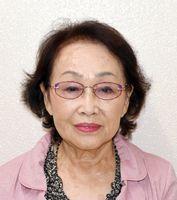 国際ソロプチミスト佐賀西部の小川文代会長