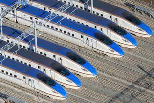 北陸新幹線、25日に全線再開へ