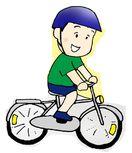 おまわりさんの安全レター 自転車は安全に正しく乗ろう!