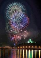 九州花火大会 7月16日開催