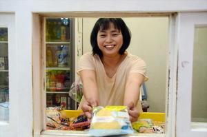 はい!川尻さんの笑顔が待っています。