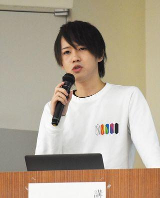 <いまドキッ!>LGBT・芸術語り合う 佐賀大が二つのトークイベント