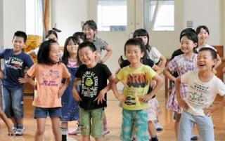 【動画】川上小学校2年生