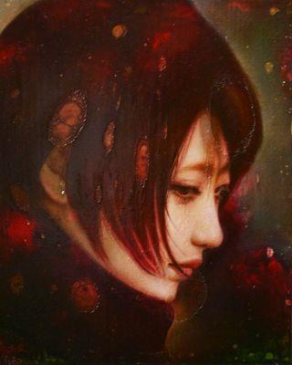 途上の表現に可能性 佐賀大西洋画専攻「2月のサロン」展