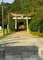 筑紫氏の本拠・筑紫神社