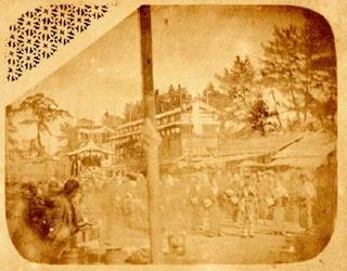 幕末の佐賀城下写真発見 直茂250年祭写す