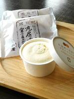 丸房露のためのアイスクリーム 270円、元祖丸房露(5個入) 432円