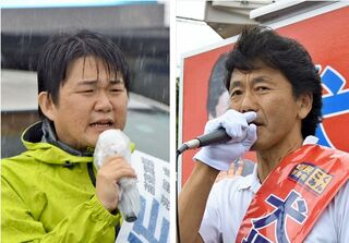 佐賀選挙区2候補、最終日も舌戦