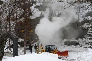 北海道・夕張の石炭博物館で火災