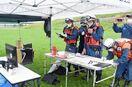 【動画】大雨備えドローン救助訓練 手順、連携方法を確認