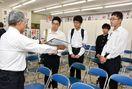 衆院選の取材体験(上) 佐賀西高校 環境整備、意識向上が…