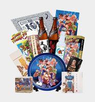 期間限定で発売される14種類の「ストリートファイター佐賀」コラボ名産品
