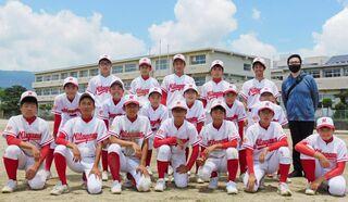 <15の夏輝く~頑張れ!中学総体>三田川中軟式野球部へ