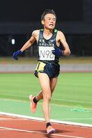 岩永さん(有田町)1万メートル33分29秒52 マスター…