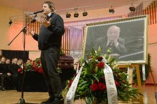 ロシア作曲家追悼お別れの会