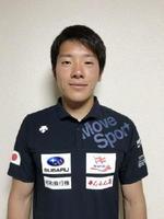 世界選手権にカナディアンペアで出場することが決まった佐藤光