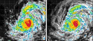 雲を捉え台風と豪雨予測 スパコン京