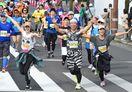 【写真グラフ】さが桜マラソン