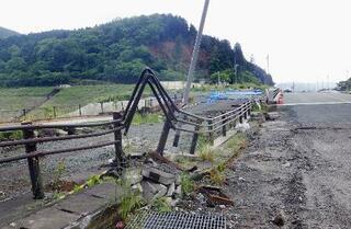 熊本地震の遺構52カ所を整備