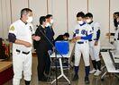39チーム対戦相手決まる ドリーム旗中学生軟式野球大会 …