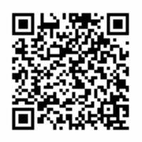 フレッシュバジルの無償提供のQRコード