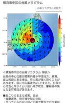台風ハザードマップ開発