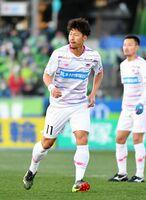 J2栃木SCへ完全移籍することが決まったFW豊田陽平=2021年2月27日、湘南戦
