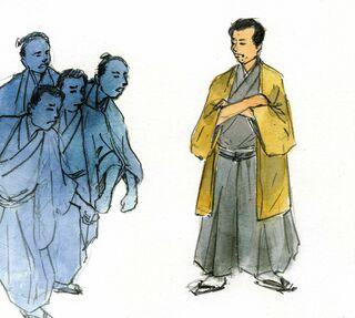 小説「威風堂々 幕末佐賀風雲録」(193)