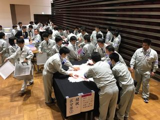 神埼市長選の投票率は65.80%