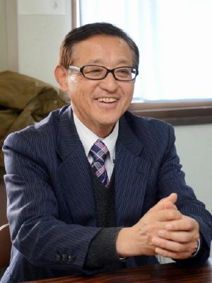 江北町長選候補者横顔 笹川辰朗氏(63)