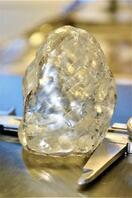 千カラット超のダイヤモンド採掘