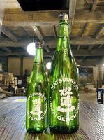 MATSUURA01 純米原酒60%無濾過生