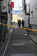 佐賀市の繁華街で殺人未遂事件 容疑の男は逃走