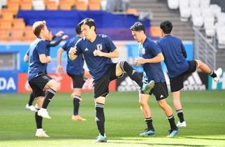 サッカーW杯、日本は今夜初戦