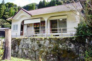 12日からイベントが開かれる笹沢左保記念館