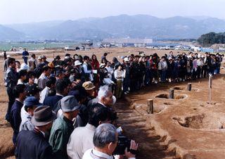<平成 この日、>列島に吉野ケ里フィーバー=平成元年2月23日(30年前)