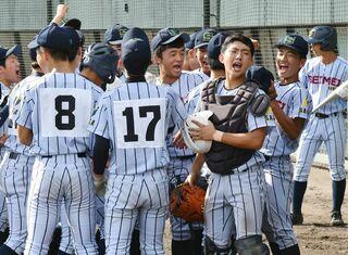 <SSP杯高校野球>神埼清明、好機生かせず