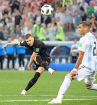 W杯、クロアチア2連勝で16強