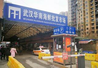 肺炎は新型コロナウイルスと中国