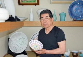 =400年を支えて=(48) 廣澤益次郎さん(72)有田町