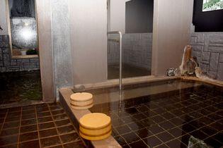 美肌や病気予防に効果 古湯温泉効…