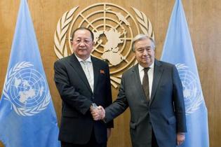 北朝鮮、国連との対話要求