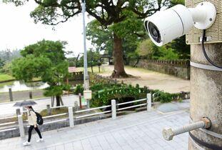 防犯カメラ設置、市民約88%「安…