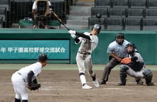明徳義塾6―5鳥取城北
