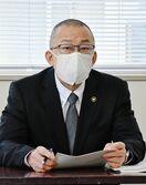 江里口氏、12月議会で態度表明 来年の小城市長選