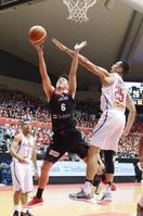 バスケ日本はフィリピンに敗れる