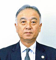 小城ロータリークラブの田中博起会長