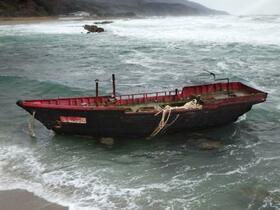 日本漂着の北朝鮮船は9割減