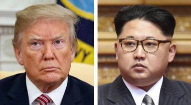 米朝首脳会談の開催、来週決断